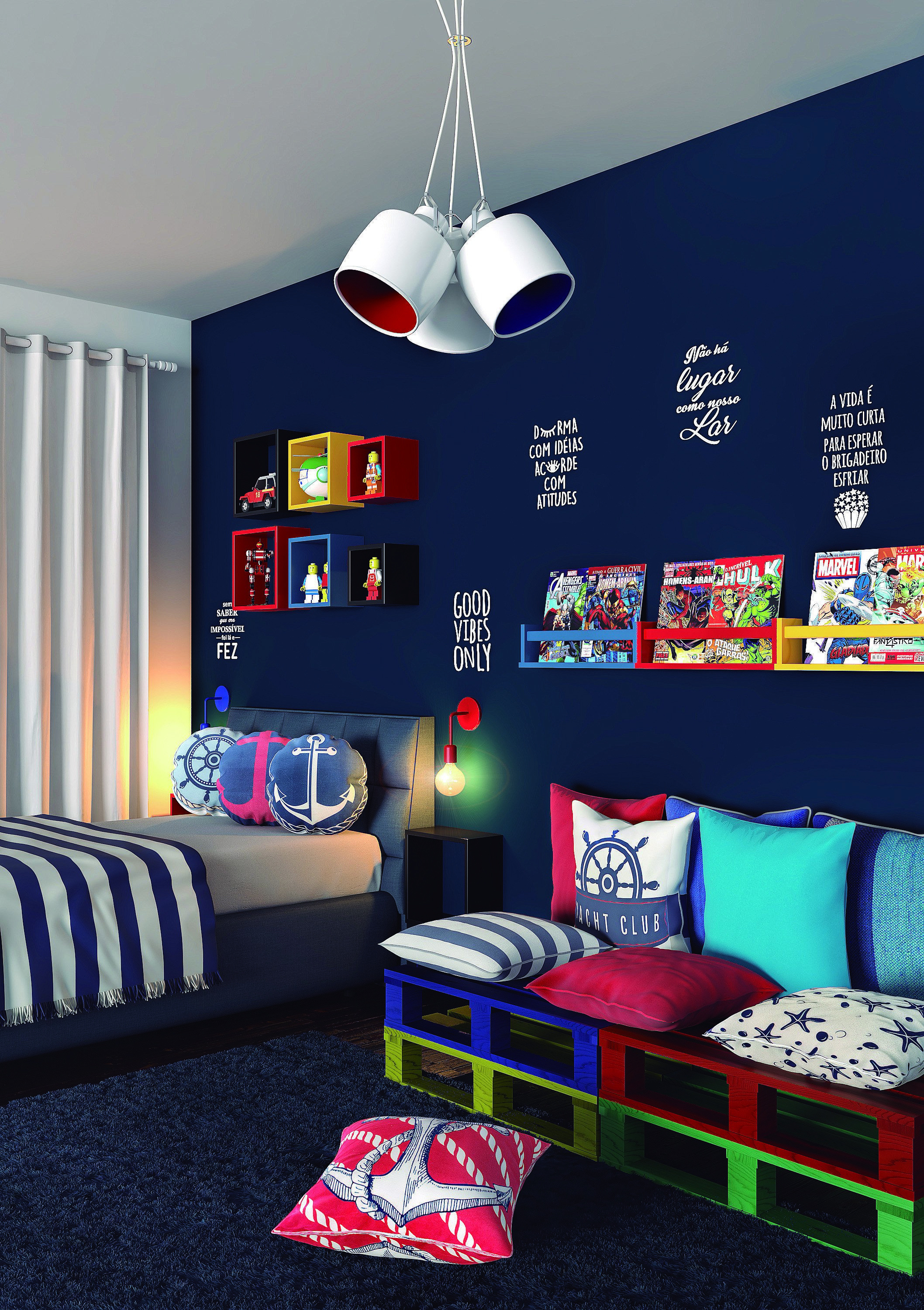 Find more boys bedrooms decorations and furniture with Circu ...