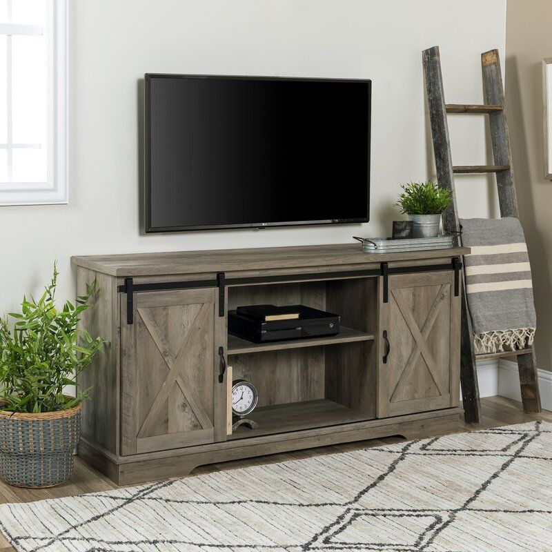Kemble Tv Stand For Tvs Up To 64 Inches Furniture Farmhouse Tv