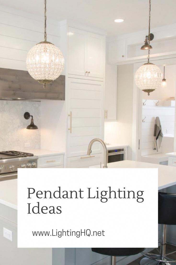kitchen pendant lights #ideasforpendantlights #pendantlight  ...