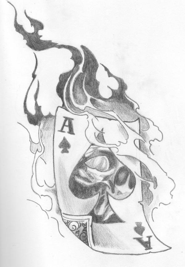 Ace of Spades by Dualspades on DeviantArt