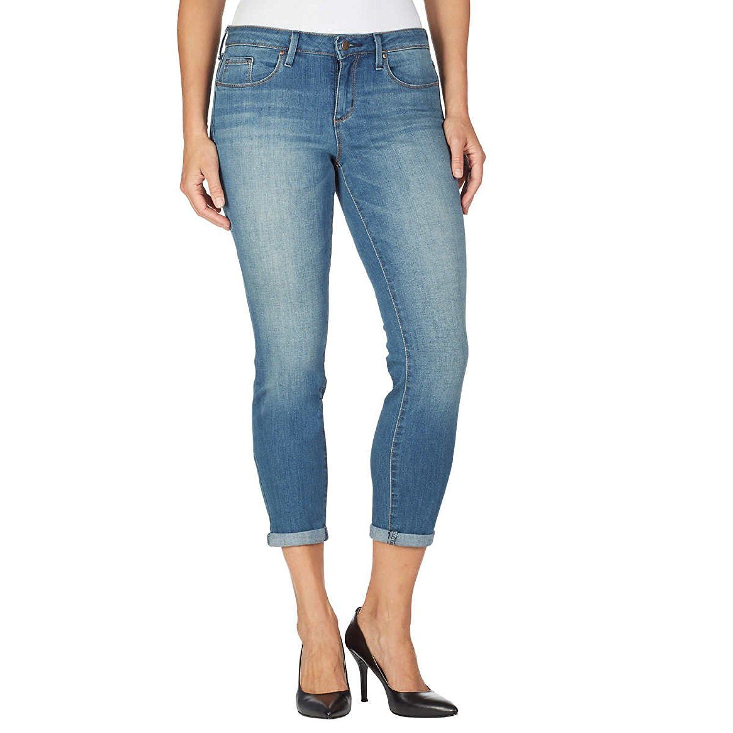 e134c36f46f Jessica Simpson Rolled Crop Skinny Jeans
