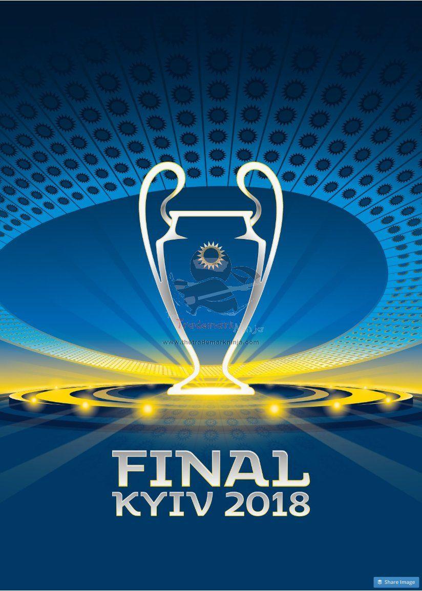 Resultado De Imagen De Logo Champions League 2018