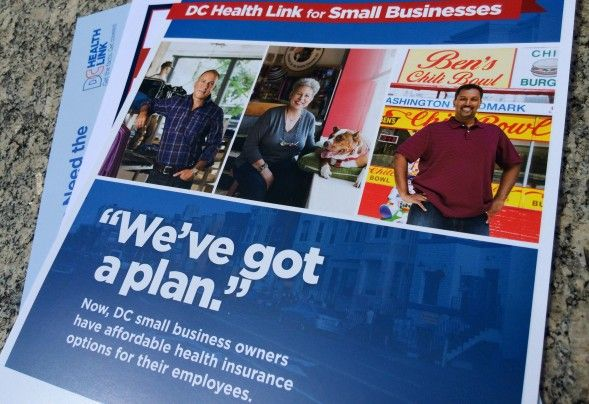 Health law's small-business exchanges not exactly a hit ...