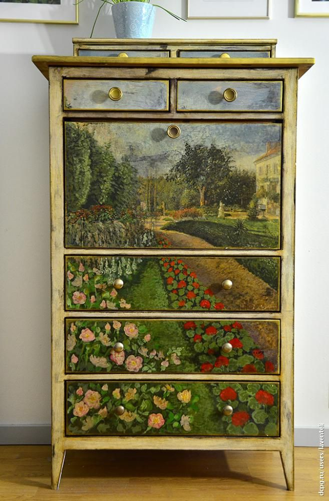 Things you need to know about decoupage furniture ideas in - What do you need to paint a room ...