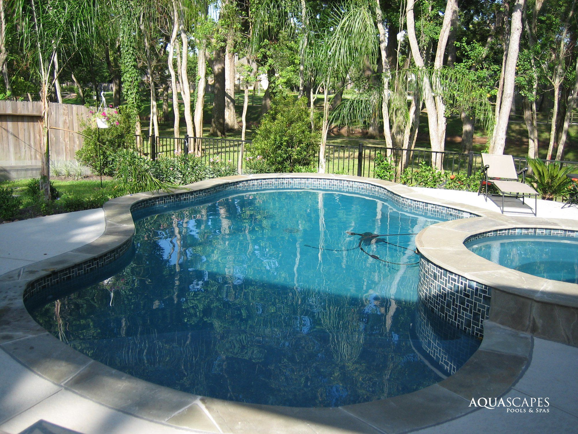 Custom Pools and Spas | Pool, Spa pool, Custom pools