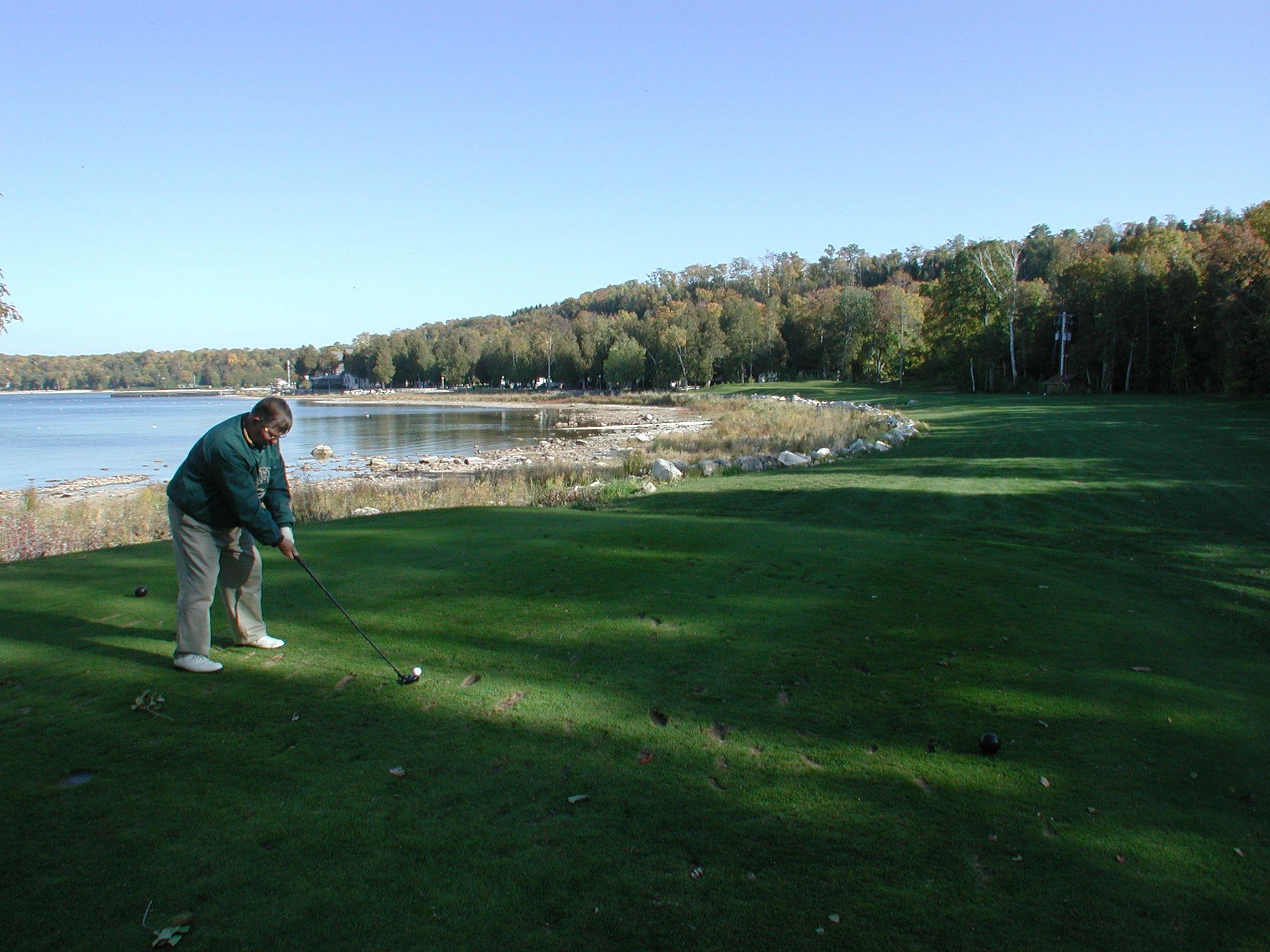 Alpine Golf Course Egg Harbor Door County eggharbor doorcounty