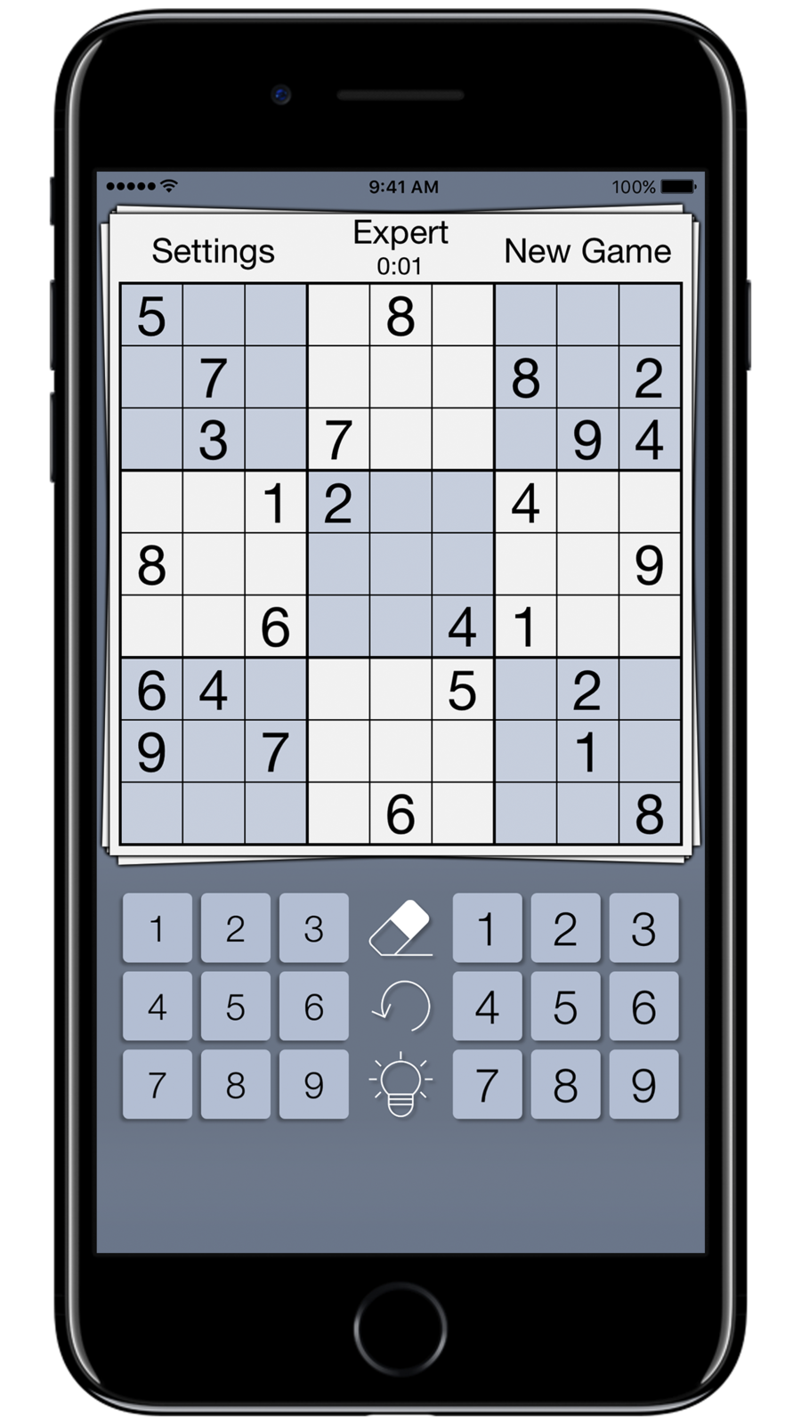 Premium Sudoku Cards #Games#LLC#Puzzle#Strategy | Styles
