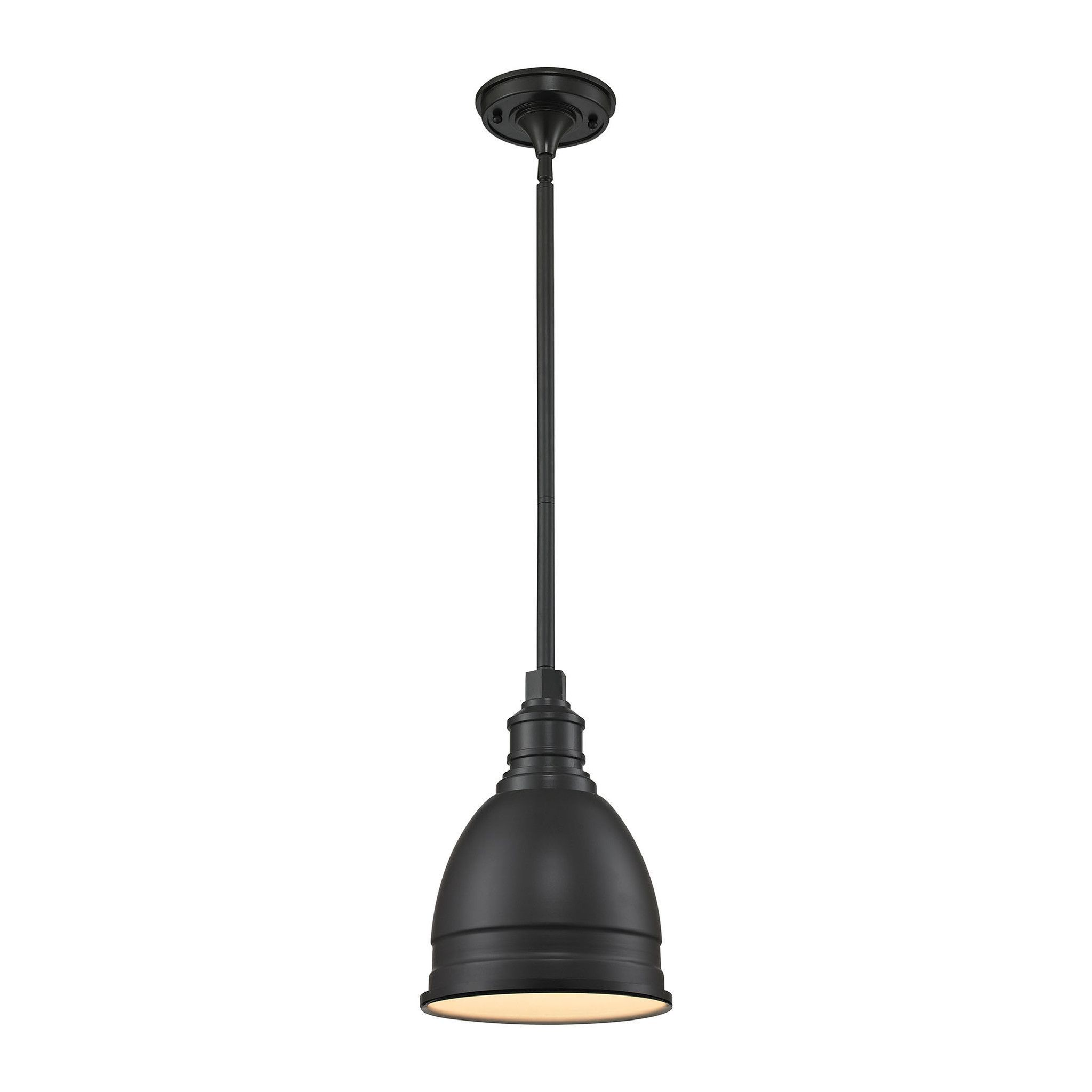 ELK Lighting 66860/1 Carolton Collection Oil Rubbed Bronze Finish