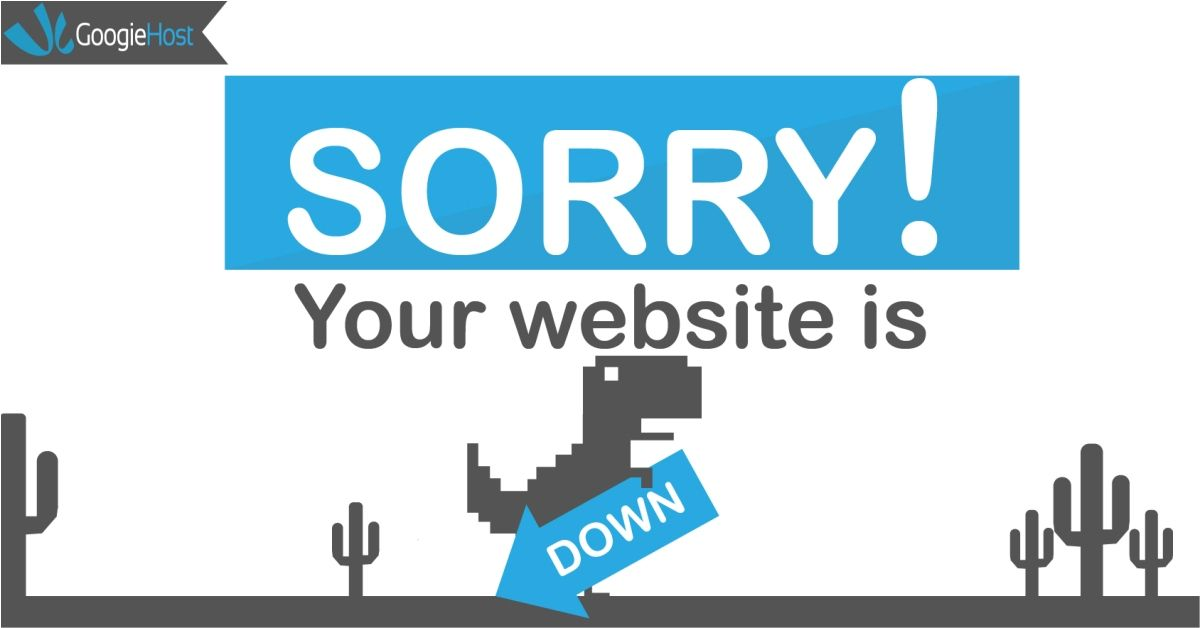 Why your website is always down on free hosting? Your