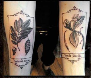 The Phytophactor December 2010 Tattoos Ink Tattoo Botanical Tattoo