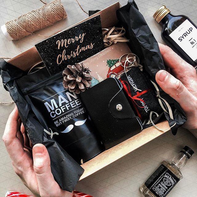 Gift Christmas #boyfriendgiftbasket