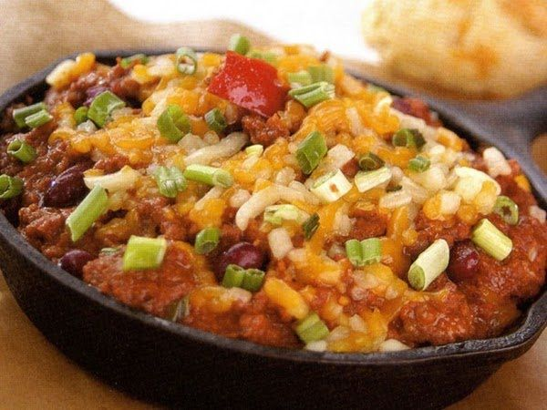 It's National Chili Day! Try Obama's Recipe