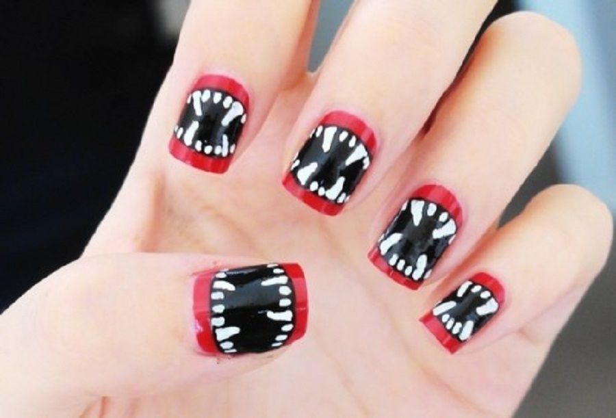 Cute Nail Painting Ideas B E A U T Y Nail Art Love Pinterest