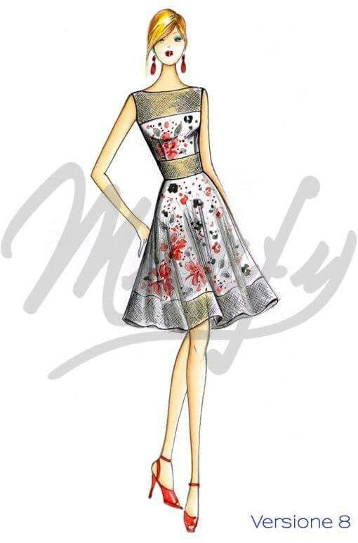 Marfy Style | Marfy Design | Pinterest | Sewing patterns, Dress ...