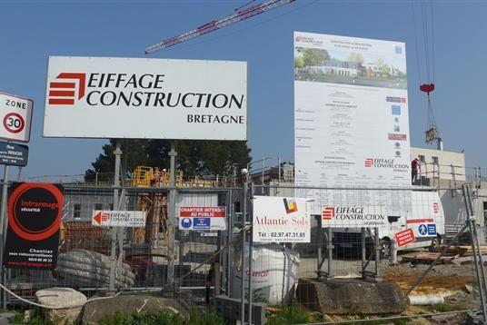 panneau de chantier eiffage construction panneaux de signalisation et panneaux de chantier. Black Bedroom Furniture Sets. Home Design Ideas