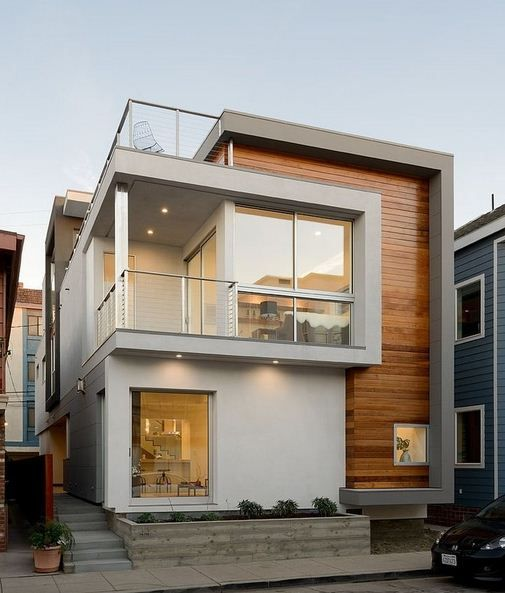 Why Should The Design Concept Compact House The More Limited The