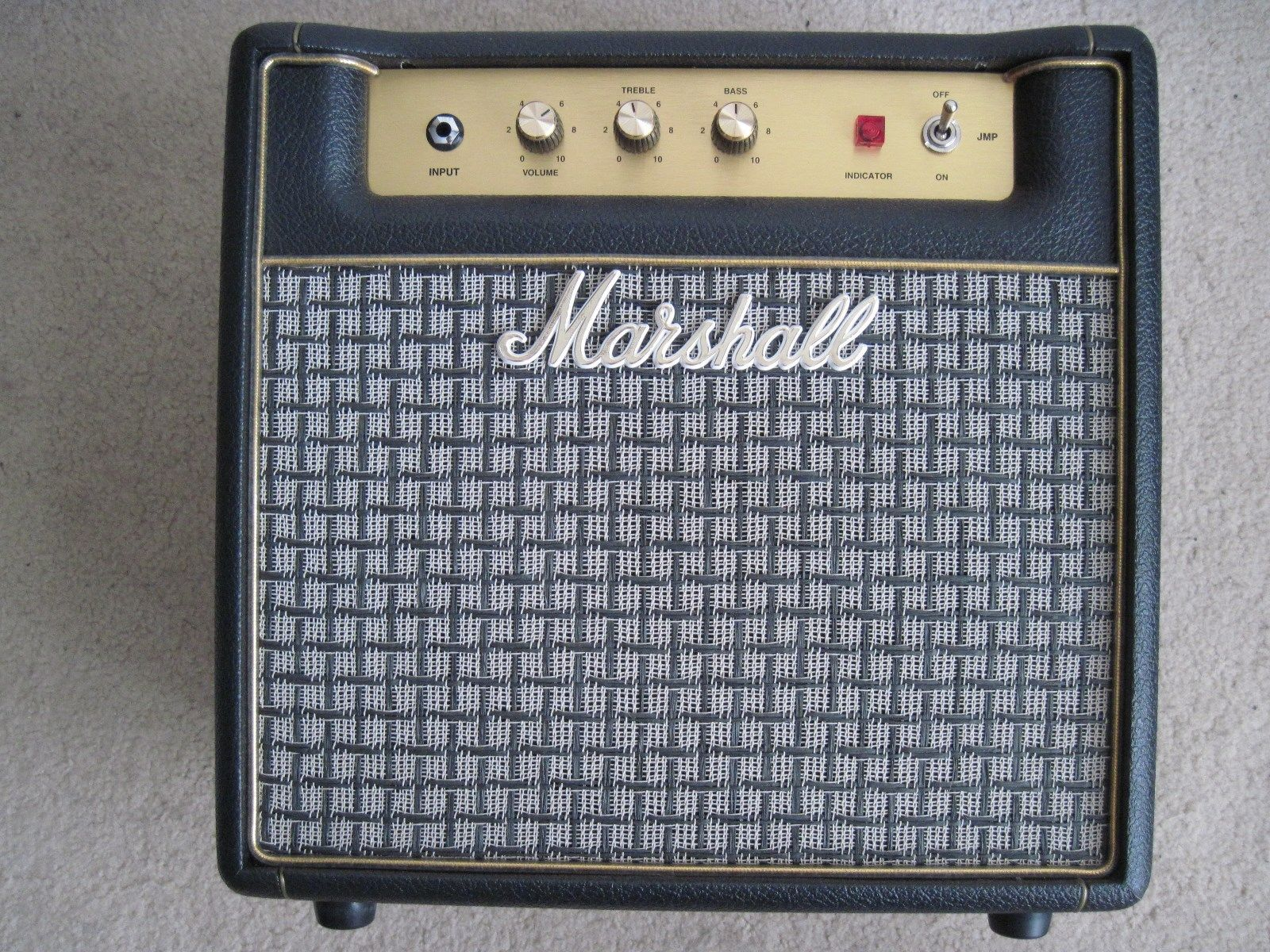Marshall JMP 1 JMP1 JMP e Guitar Amp e Watt