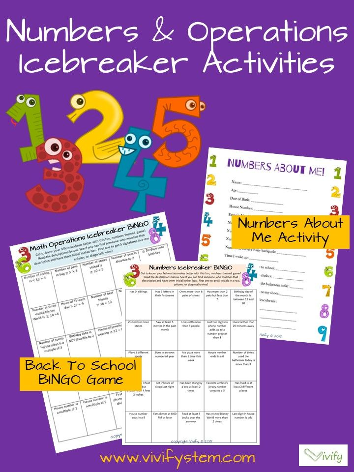 Numbers Games For Adults