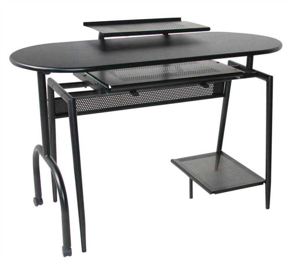 computer desk for small spaces computer office furniture