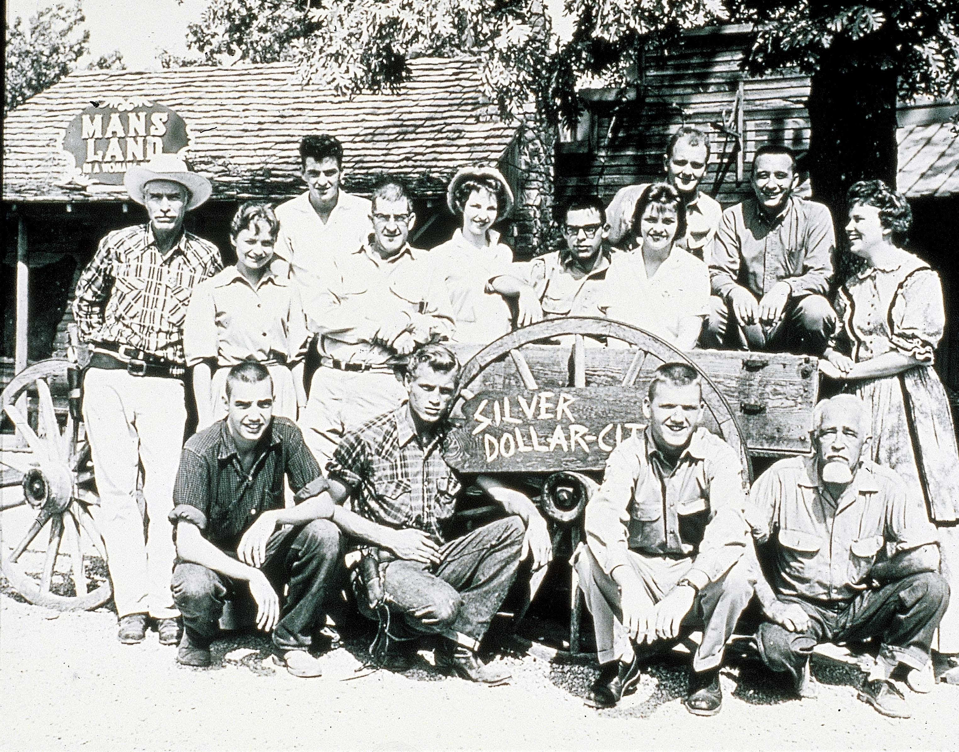A Silver Dollar City employee photo in 1960 - the year the park opened. | Silver  dollar city, Branson missouri, Branson vacation
