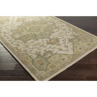 Misty Traditional Wool Area Rug