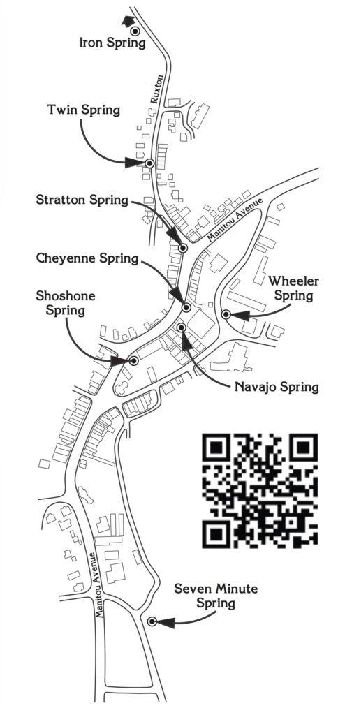 Mineral Springs Scavenger Hunt
