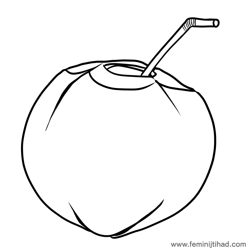 Coconut Coloring Pages Printable Free Coloring Sheets Coloring Pages Free Coloring Sheets Animal Coloring Pages