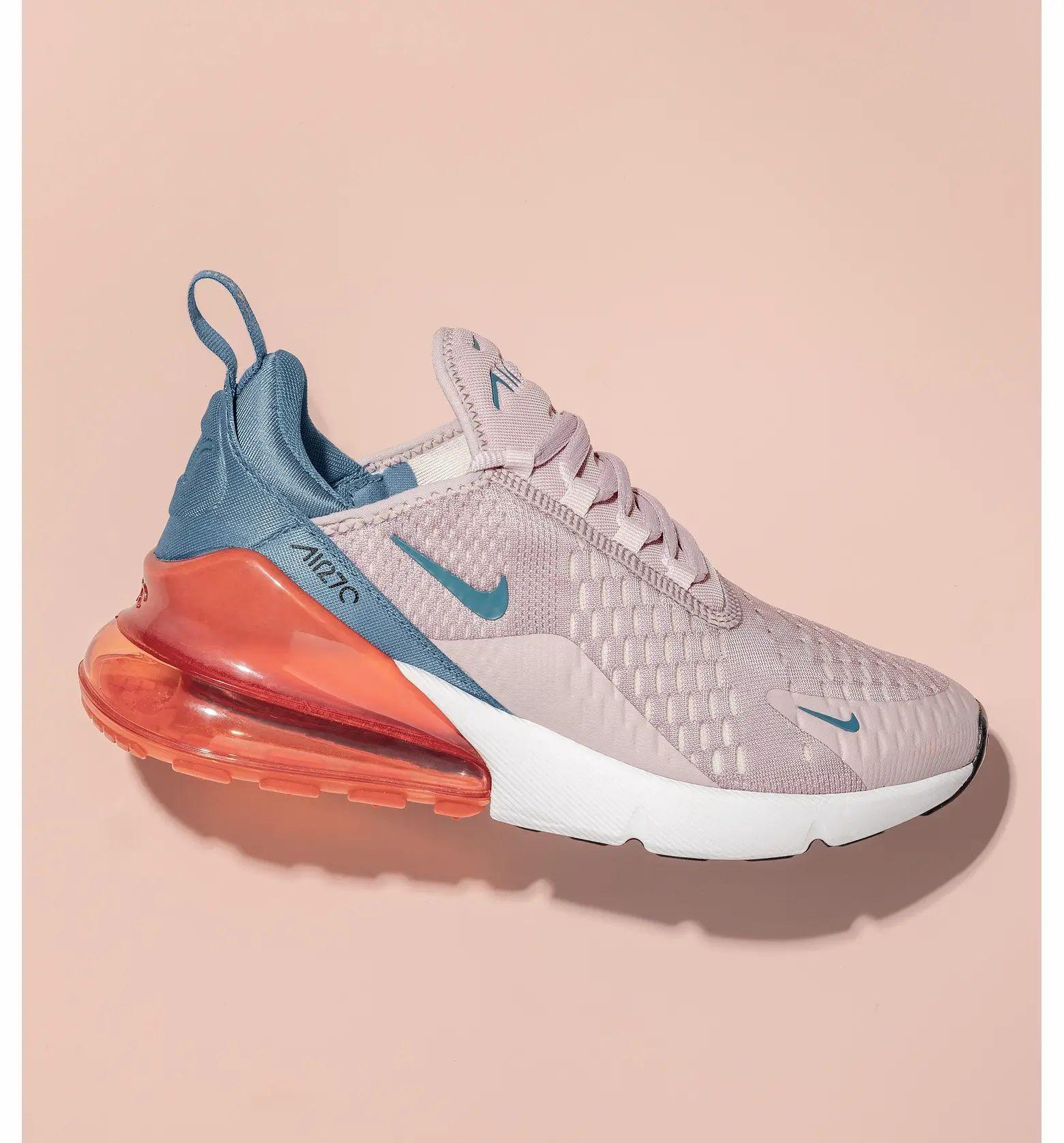 Nike Air Max 270 Premium Sneaker (Women