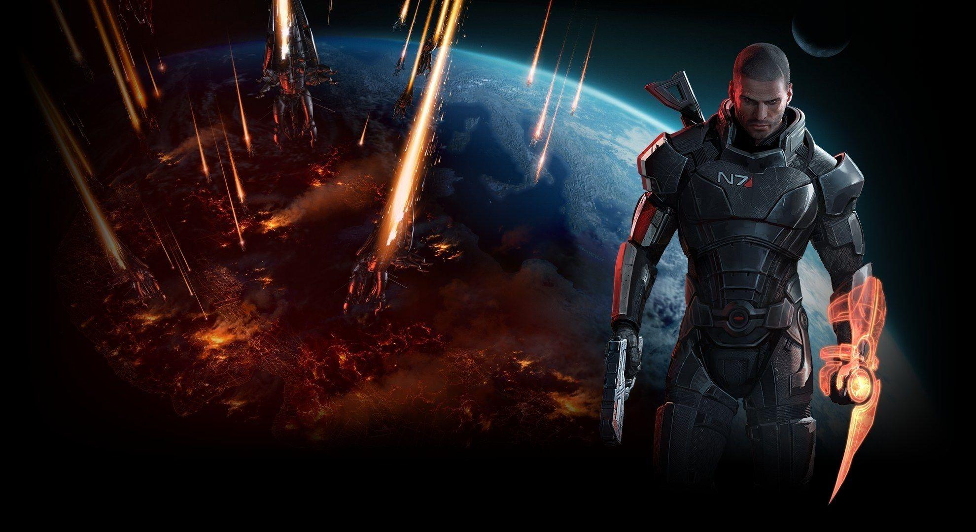 Mass Effect Wallpapers Hd Wallpaper Cave Mass Effect Mass