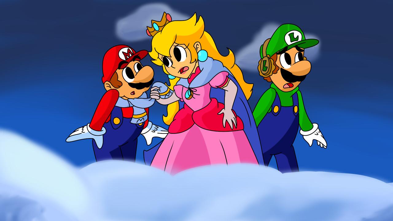 Image Result For Super Mario Bros Super Show Princess Toadstool