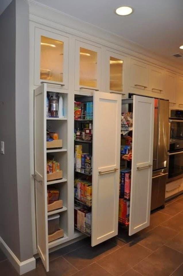 ideias de como dimensionar um armario e dispensa - Google Search ...