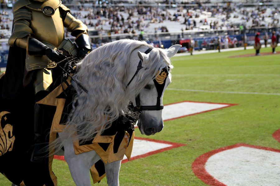 Ucf Knights Since The Creation Of The Pegasus Mascot Program In