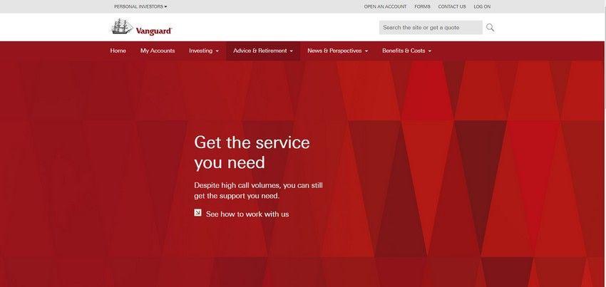 Financial Advisor Website Design Ideas And Inspirations For 2020 In 2020 Website Design Financial Advisors Website Development