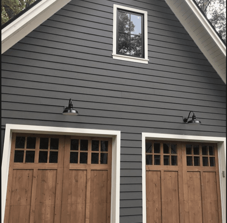 2019 Exterior House Colors from the Benjamin Moore Palette | brick&batten