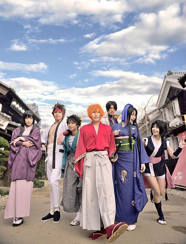 Rurouni Kenshin - Cosplay (published by yayoi on Cure WorldCosplay)