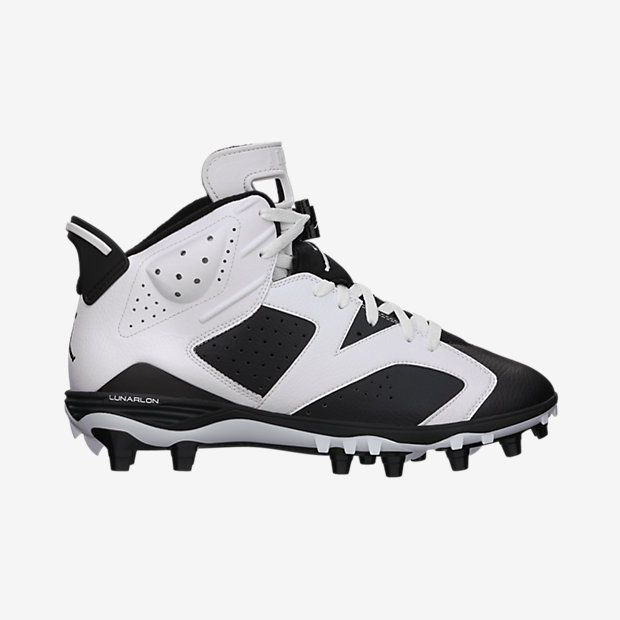 Air Jordan 6 Vi Crampons De Football Td Banknorth