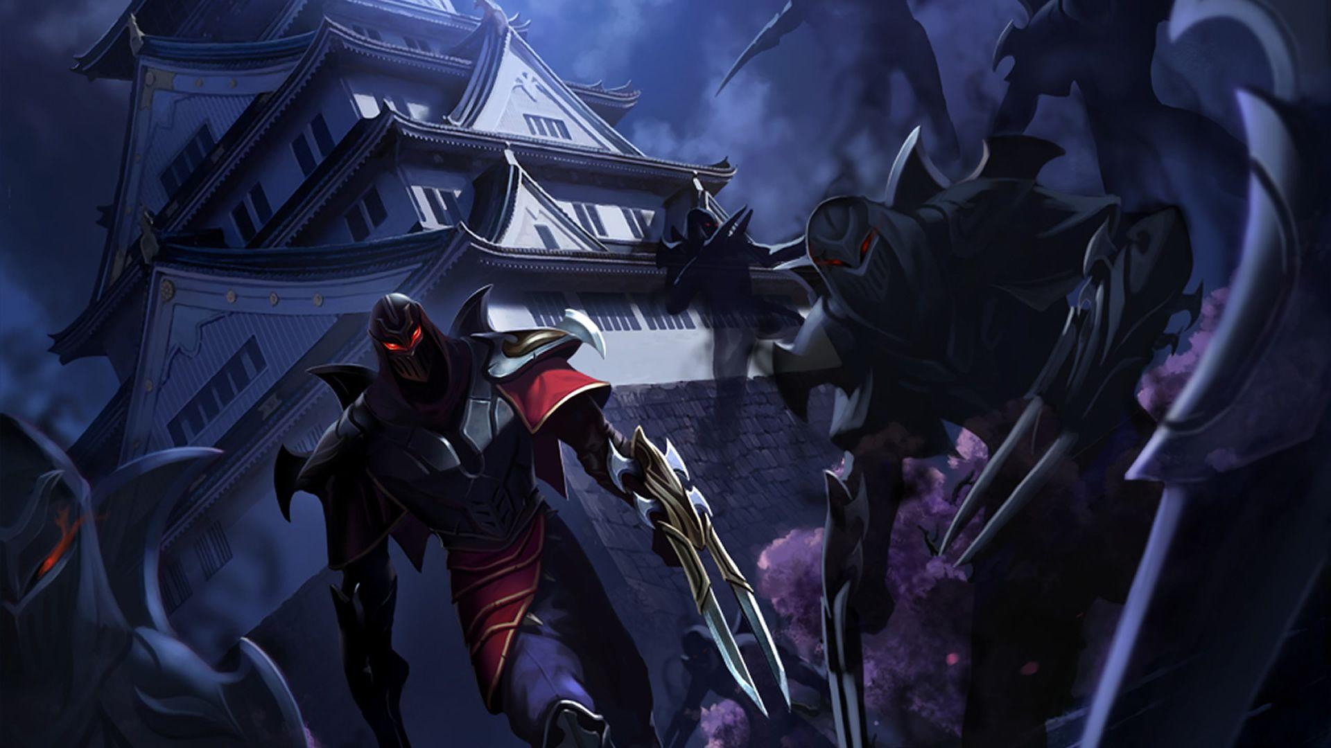 League Of Legends HD Wallpapers Backgrounds Wallpaper HD