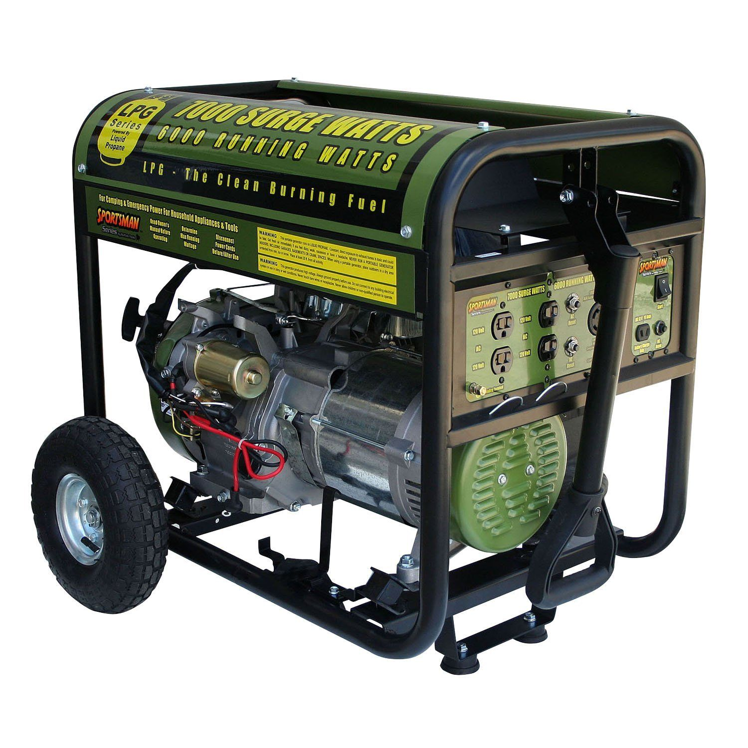 Best Rated Portable Generators Reviews