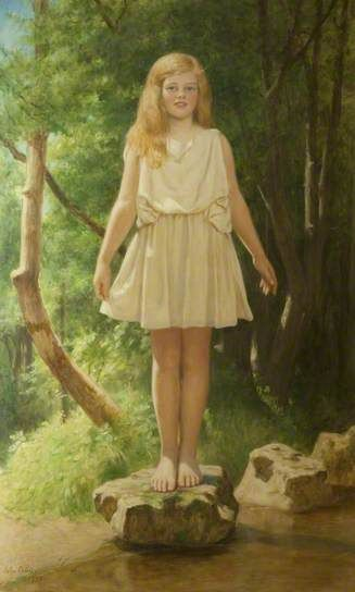 Stepping Stones: Pamela by John Collier