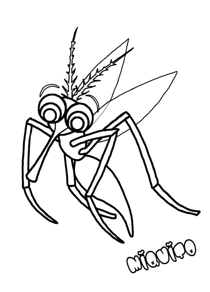 Free Printable Mosquito Coloring Pages For Kids Christmas Coloring Sheets Dinosaur Coloring Pages Kids Printable Coloring Pages