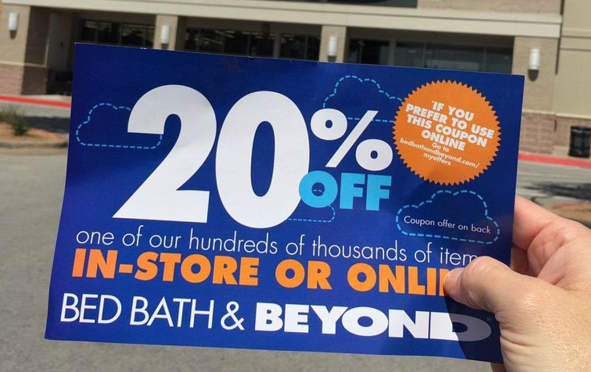 20 Off Bed Bath and Beyond Coupon Promo Codes, Printable