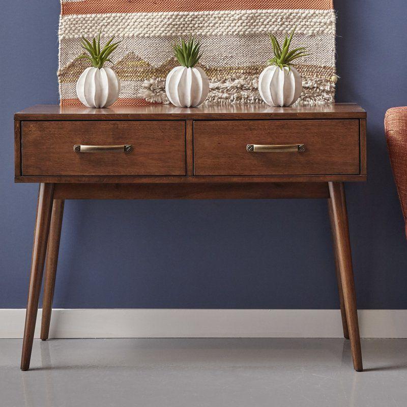 Enjoyable Ripton Mid Century Modern Console Table For The Home In Creativecarmelina Interior Chair Design Creativecarmelinacom
