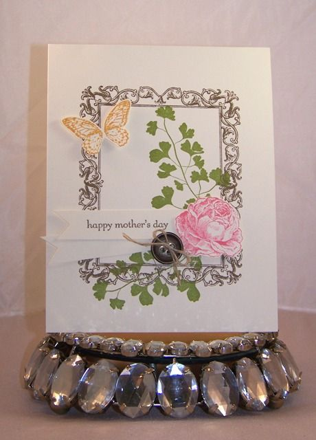 Elin's Elegant Designs: CASE'd from Stampin' Up! using the new Papaya Collage Stamp Set.