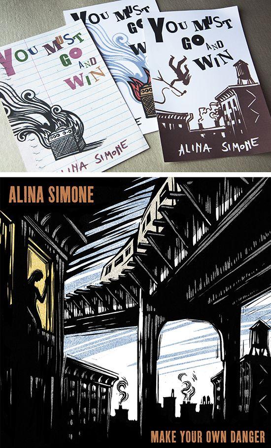 Alina Simone drafts