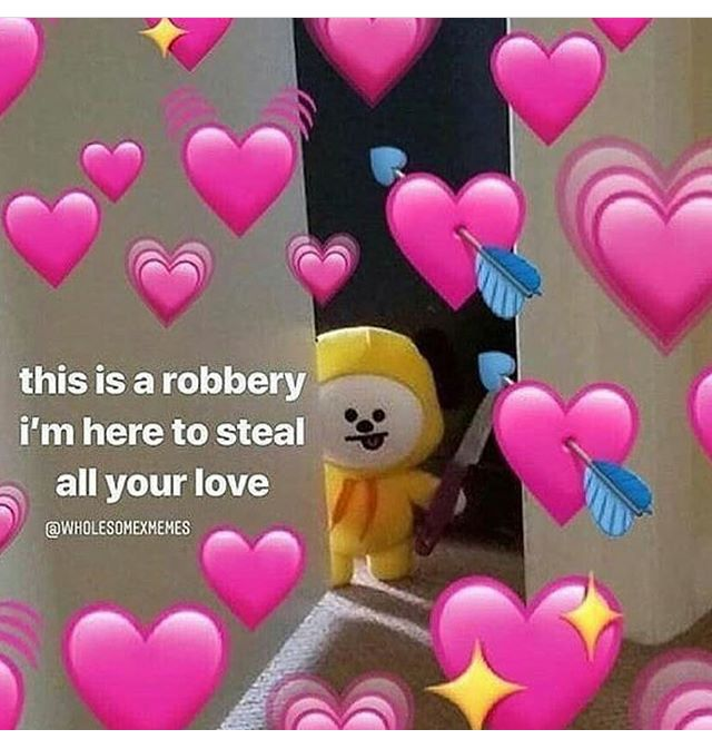 Pin By Vo Nhật On Bt21 With Images Cute Love Memes Love You