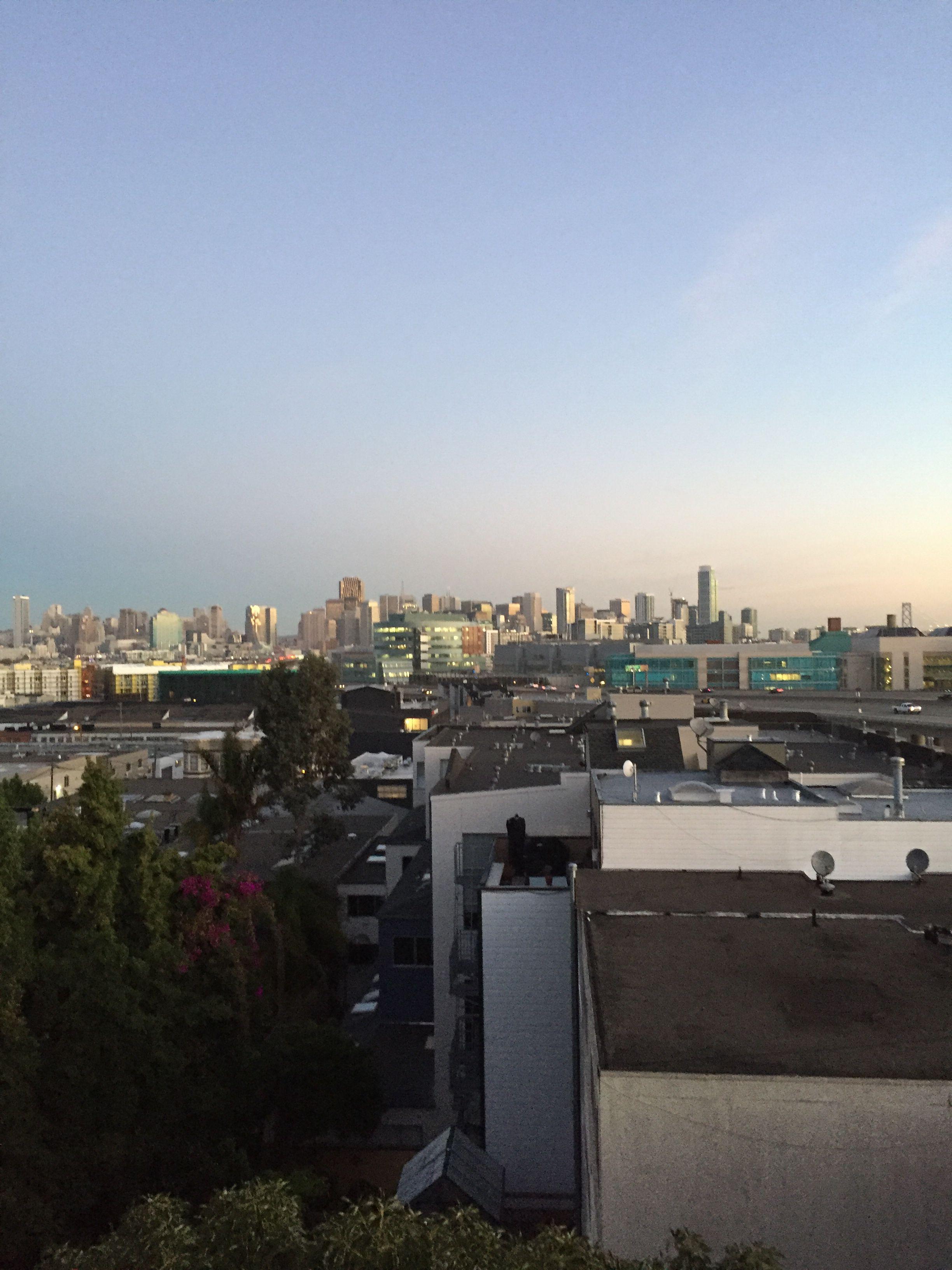 Good morning SF 10.20.15