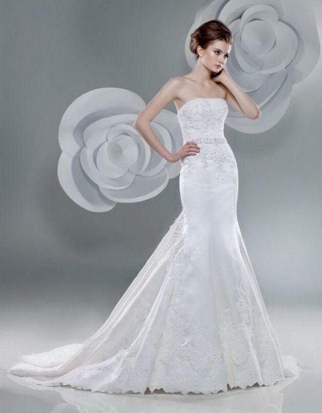 Anjolique Bridal Bridal Gown Style 2213 Wedding Dresses