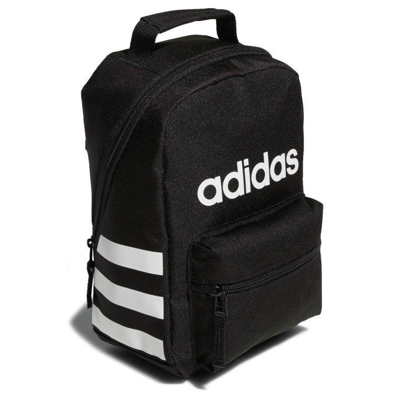 446ee766b734 Adidas Santiago Lunch Bag Accessories (Black White)