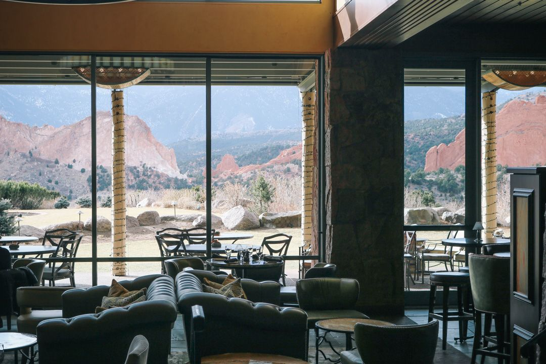 Colorado Adventures at Garden of the Gods Resort and
