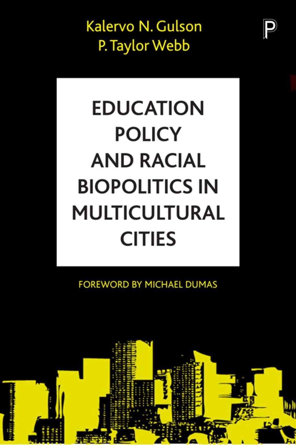 Education Policy and Racial Biopolitics (eBook